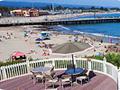 Sea and Sand Inn, Santa Cruz.
