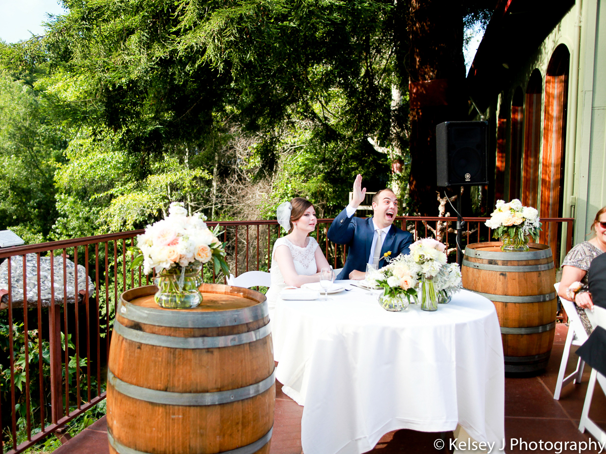 bargetto winery santa cruz weddings